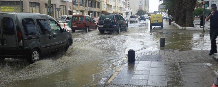 El Ayuntamiento de Arrecife anuncia el cierre de todas las instalaciones municipales debido al temporal