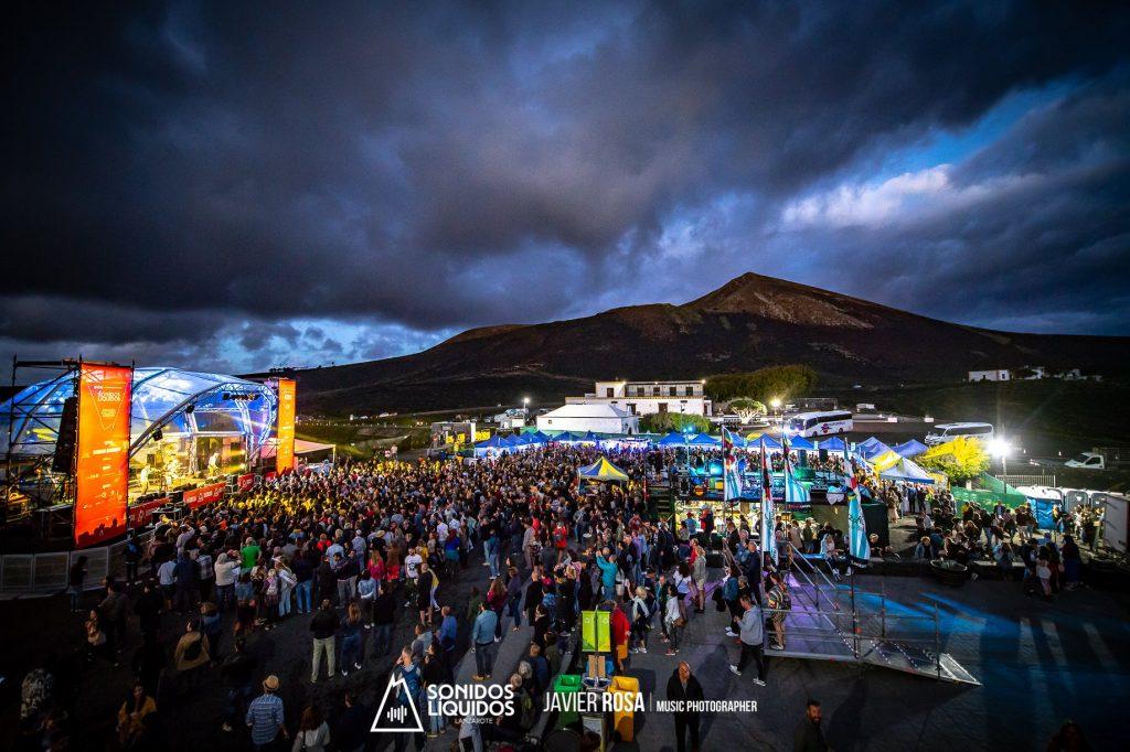 Sonidos Líquidos bate récords con seis categorías en los Premios Fest