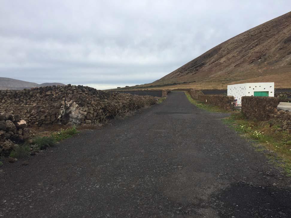 El Cabildo de Lanzarote da respuesta a otra importante demanda de los vecinos de Tinajo, ciclistas y visitantes con la adjudicación de las obras de reasfaltado y acondicionamiento del Camino de Las Malvas