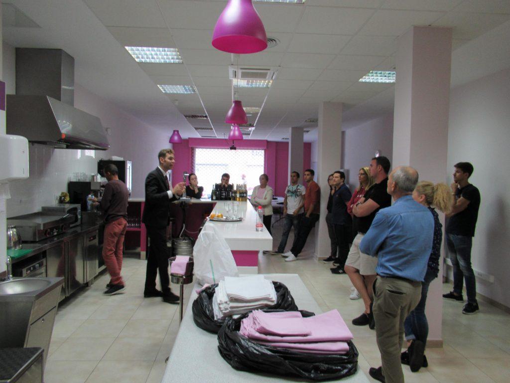 Cabildo y Saborea Lanzarote promueven un modelo formativo de calidad para los profesionales de la hostelería y restauración