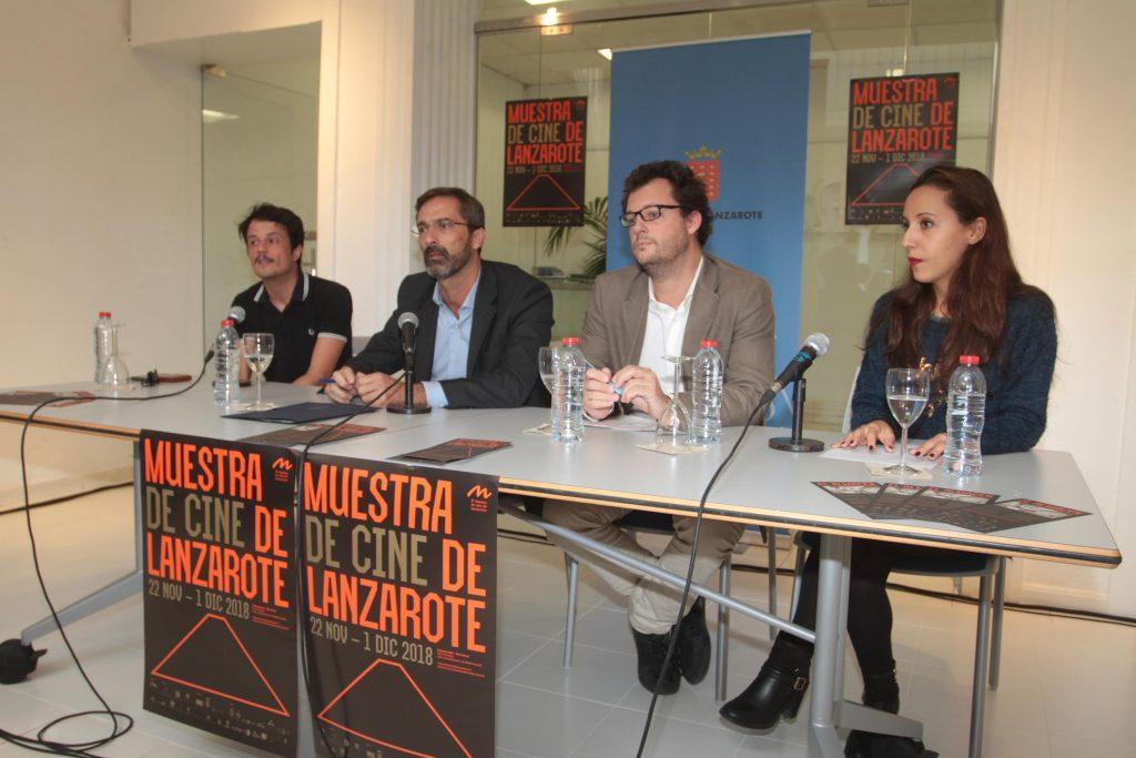 La 8ª Muestra de Cine de Lanzarote exhibirá 24 películas entre el 22 de noviembre y el 1 de diciembre
