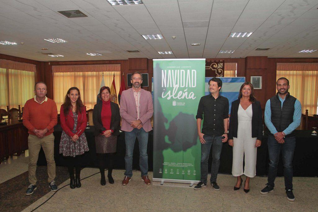 La segunda edición de Navidad Isleña llevará el sonido de 39 agrupaciones musicales por toda Lanzarote y La Graciosa