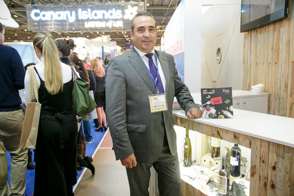 Cabildo y Saborea Lanzarote posicionaron a la isla en la World Travel Market como destino enogastronómico cualificado