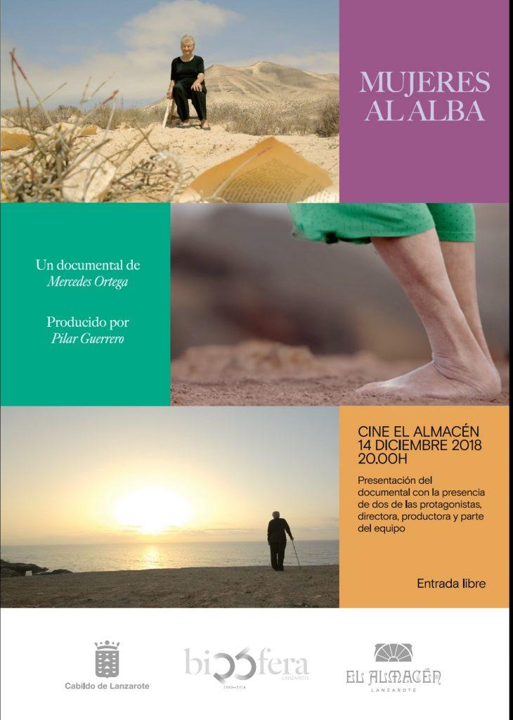 'Mujeres al Alba' se estrena en Lanzarote este viernes en el CIC El Almacén
