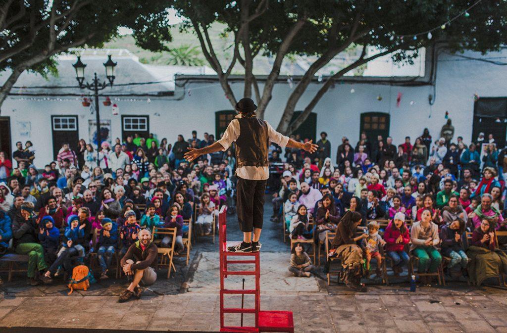 Vuelve la magia del circo por Navidad con 'MalabHaría'