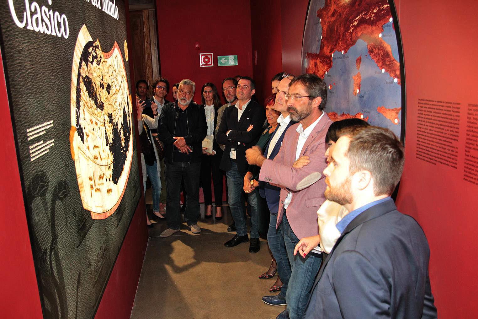 El Cabildo de Lanzarote abre las puertas de las dos primeras salas de exposiciones del Museo Arqueológico de Lanzarote