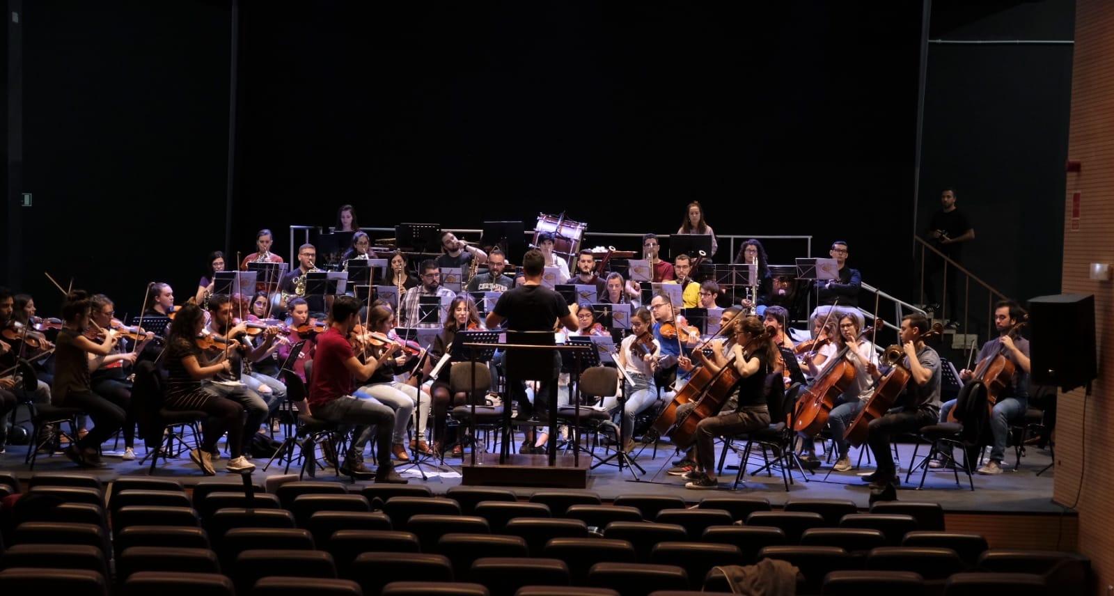 La Joven Orquesta de Canarias, invitada a una gira de conciertos en China