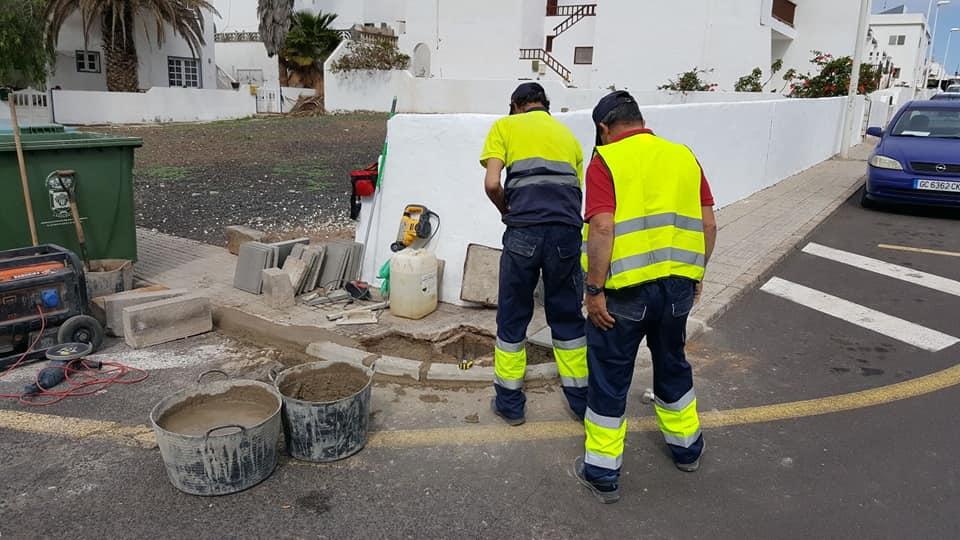 San Bartolomé contrata 35 trabajadores durante 8 meses
