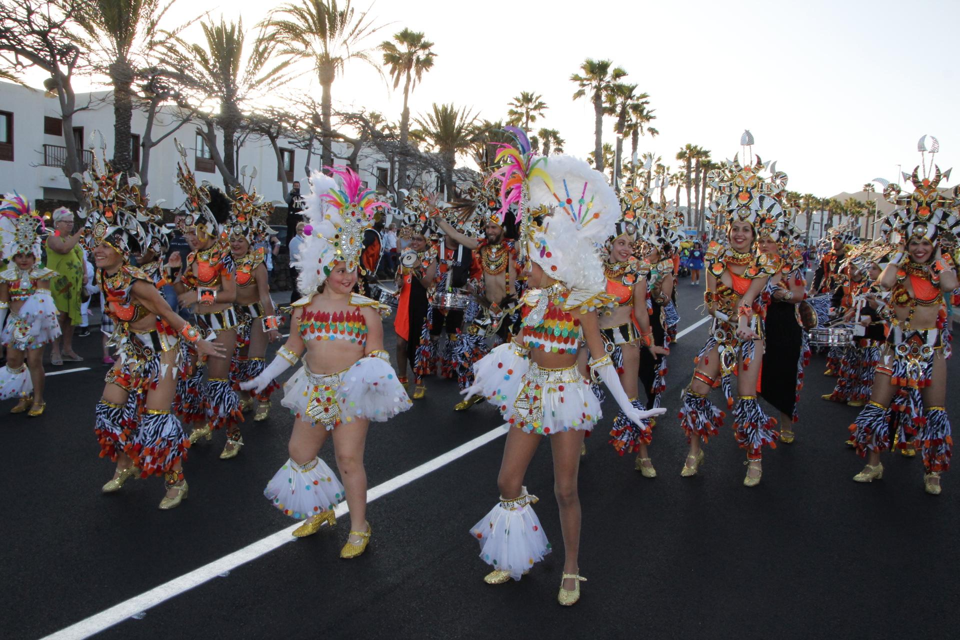 Abierto el concurso del cartel de Carnaval de Playa Blanca con 1.000 euros de premio