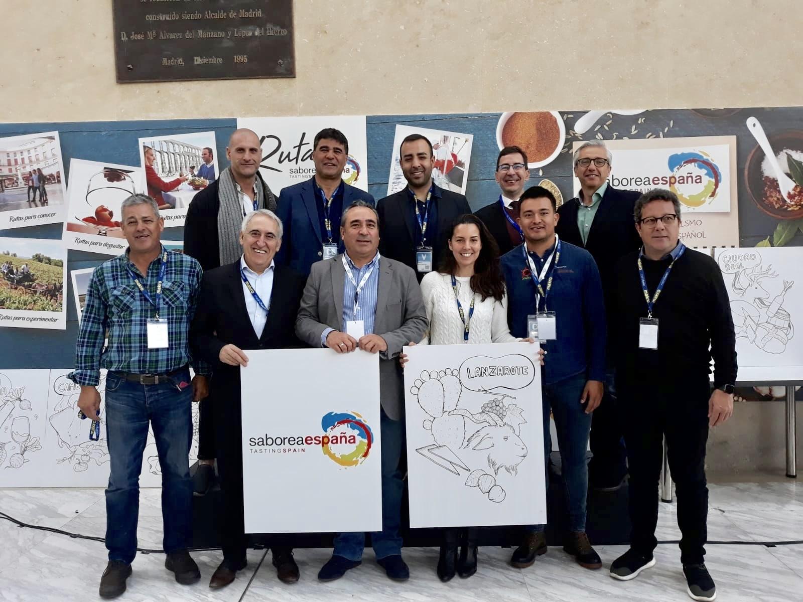 Saborea Lanzarote culmina su presencia en Madrid Fusión con una impactante ponencia sobre los sabores y tesoros escondidos de la enogastronomía insular