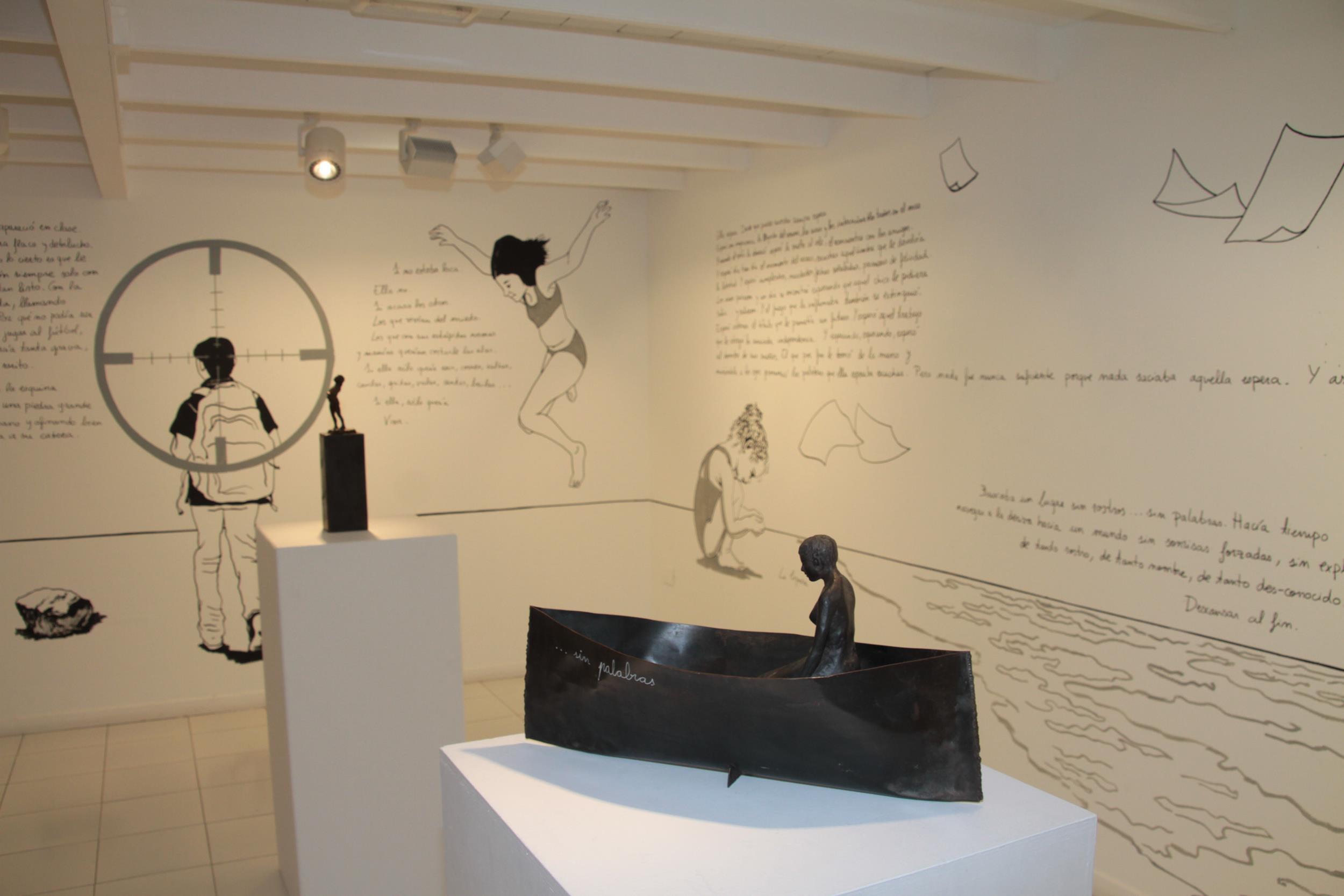 La exposición Caídas, de Raquel Plans, se inaugura mañana en el CIC El Almacén