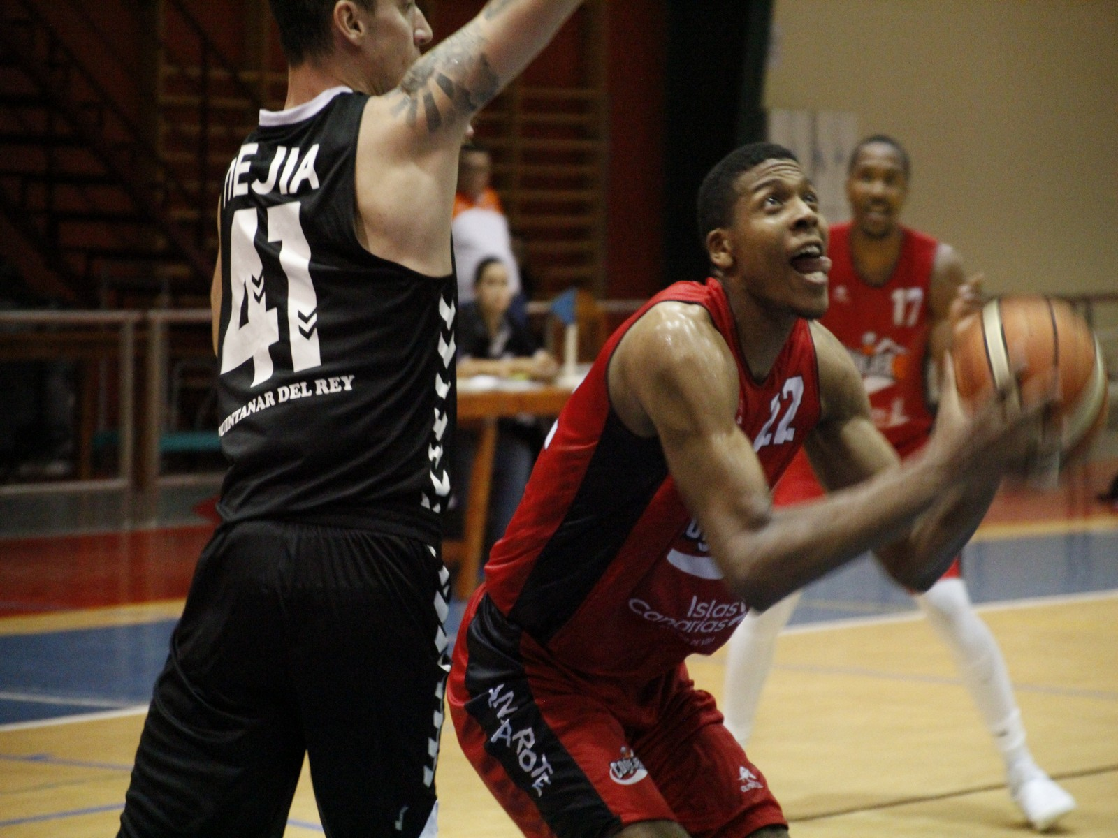 El Aloe Plus Lanzarote Conejero se mide al Zentro Basket Madrid