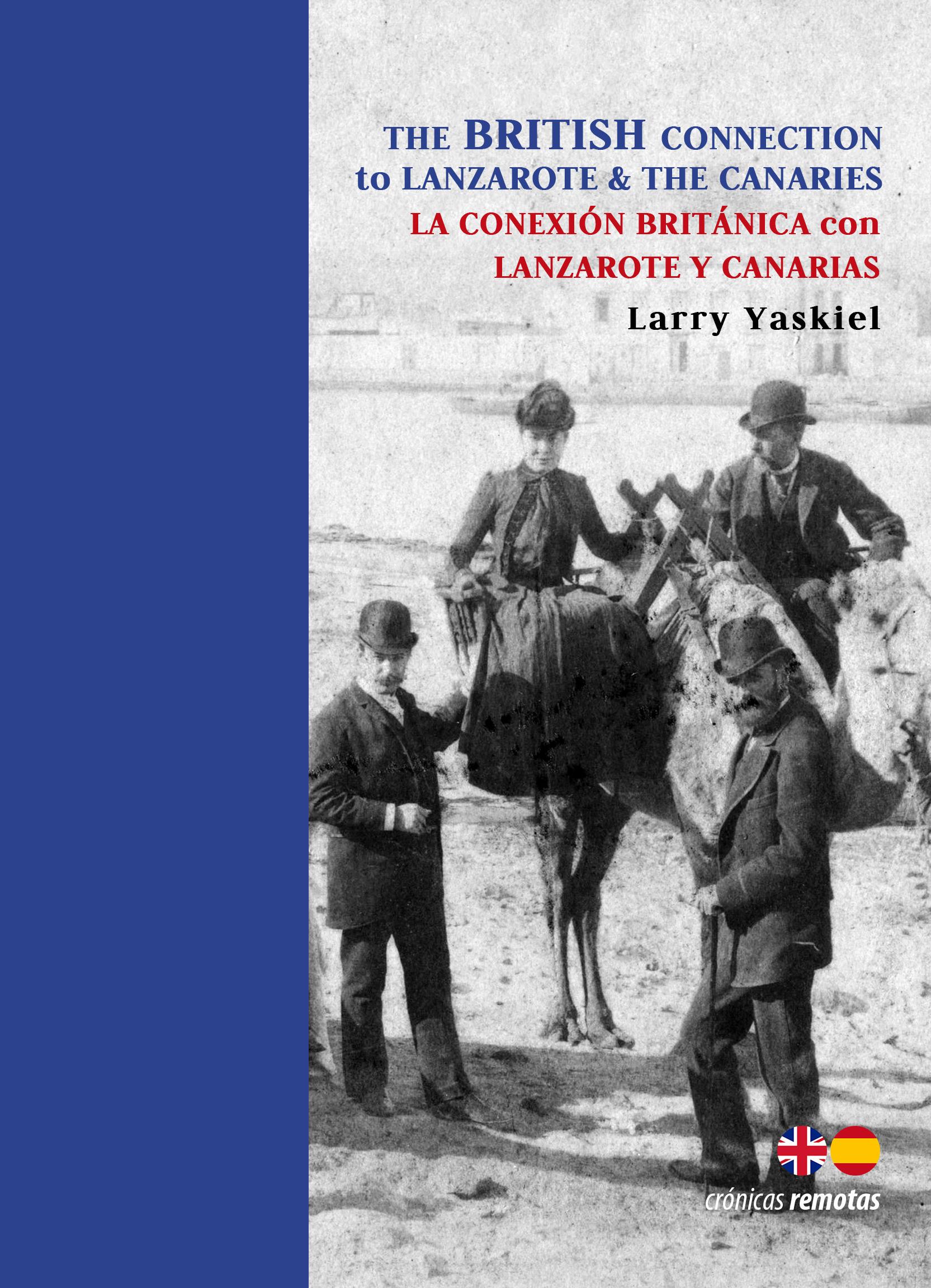 Playa Blanca acoge la presentación del libro 'La Conexión Británica con Lanzarote y Canarias'