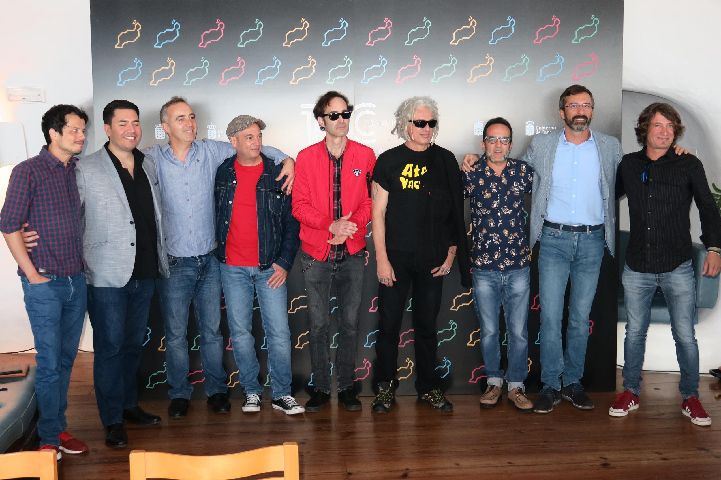 El 'Escenario Manrique' acogerá más de una veintena de espectáculos y conciertos en once días para conmemorar el centenario del nacimiento de César