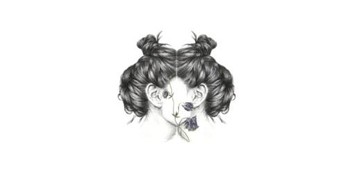 Sofía Hernández exhibe su Lectura del retrato en La Cabina