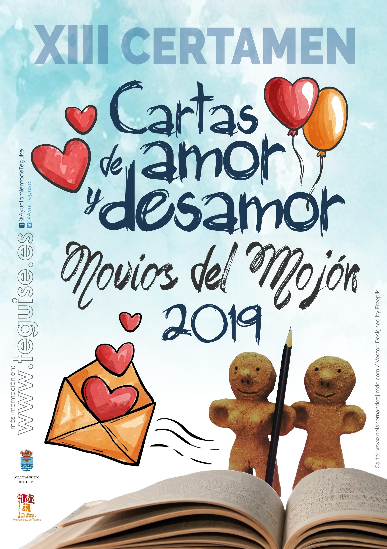 """Teguise recibe sus primeras cartas de amor del XIII certamen """"Cartas de amor y desamor novios del Mojón"""""""