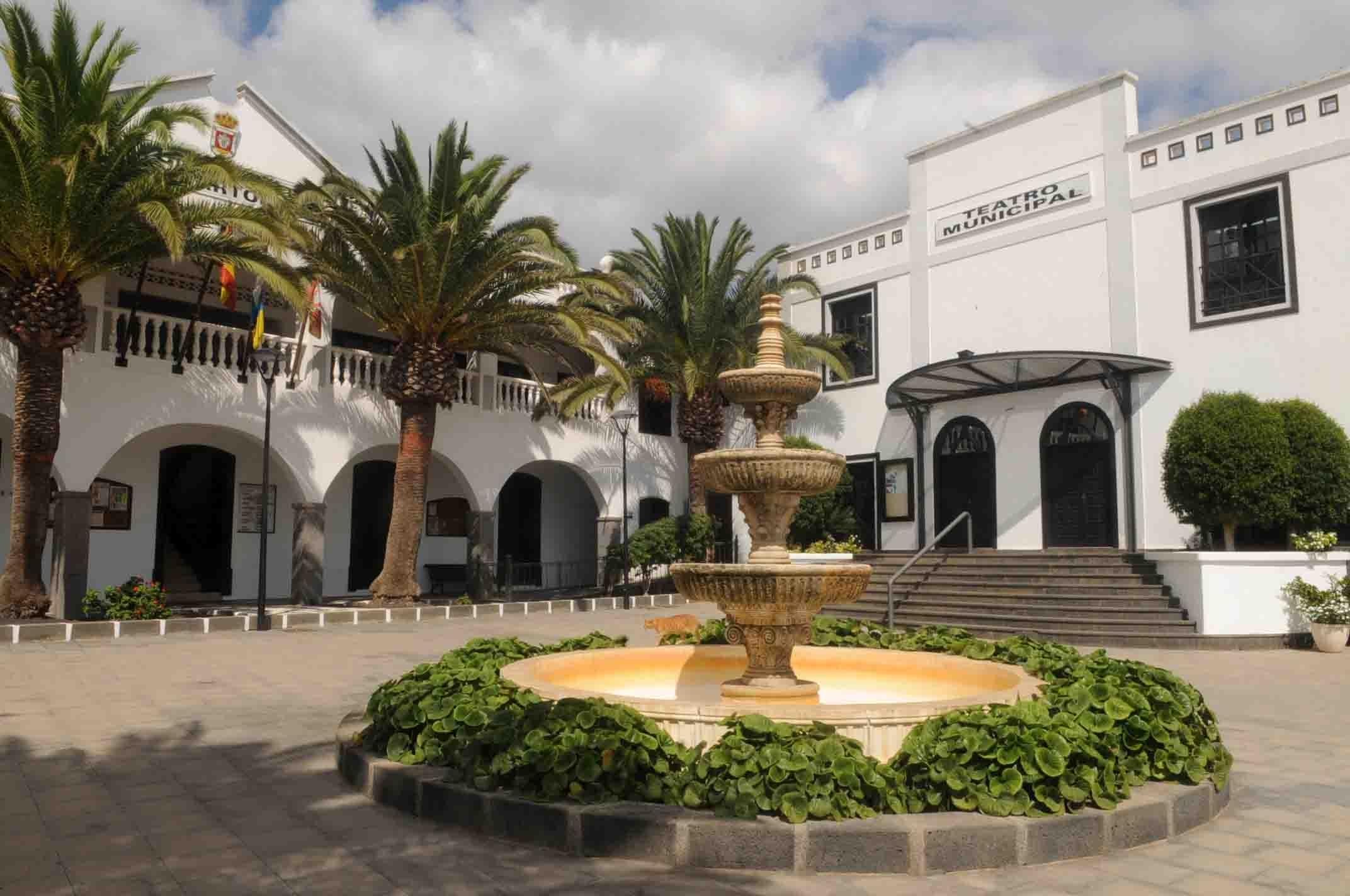 17 trabajadores de convenio desempeñarán labores en distintas áreas del Ayuntamiento de San Bartolomé por un período de 6 meses