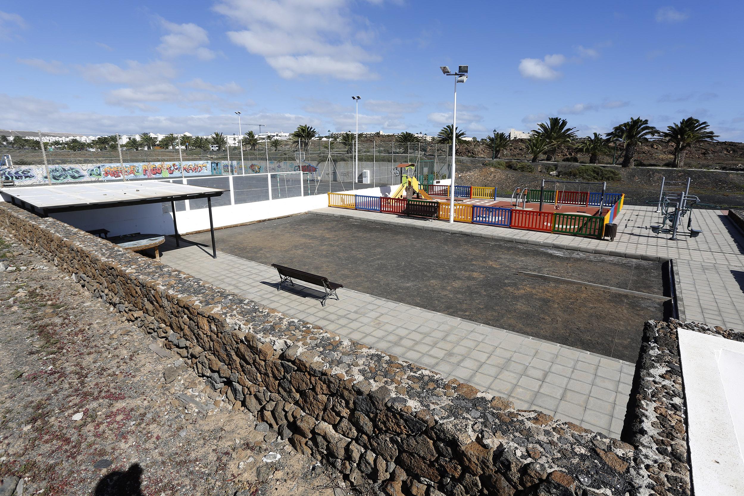 Teguise inicia el proceso de contratación del futuro Centro Cívico de Las Caletas