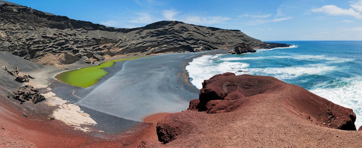 Los Centros y Geoparque Lanzarote y Archipiélago Chinijo refuerzan su apuesta por Los Hervideros y la zona del Charco de los Clicos