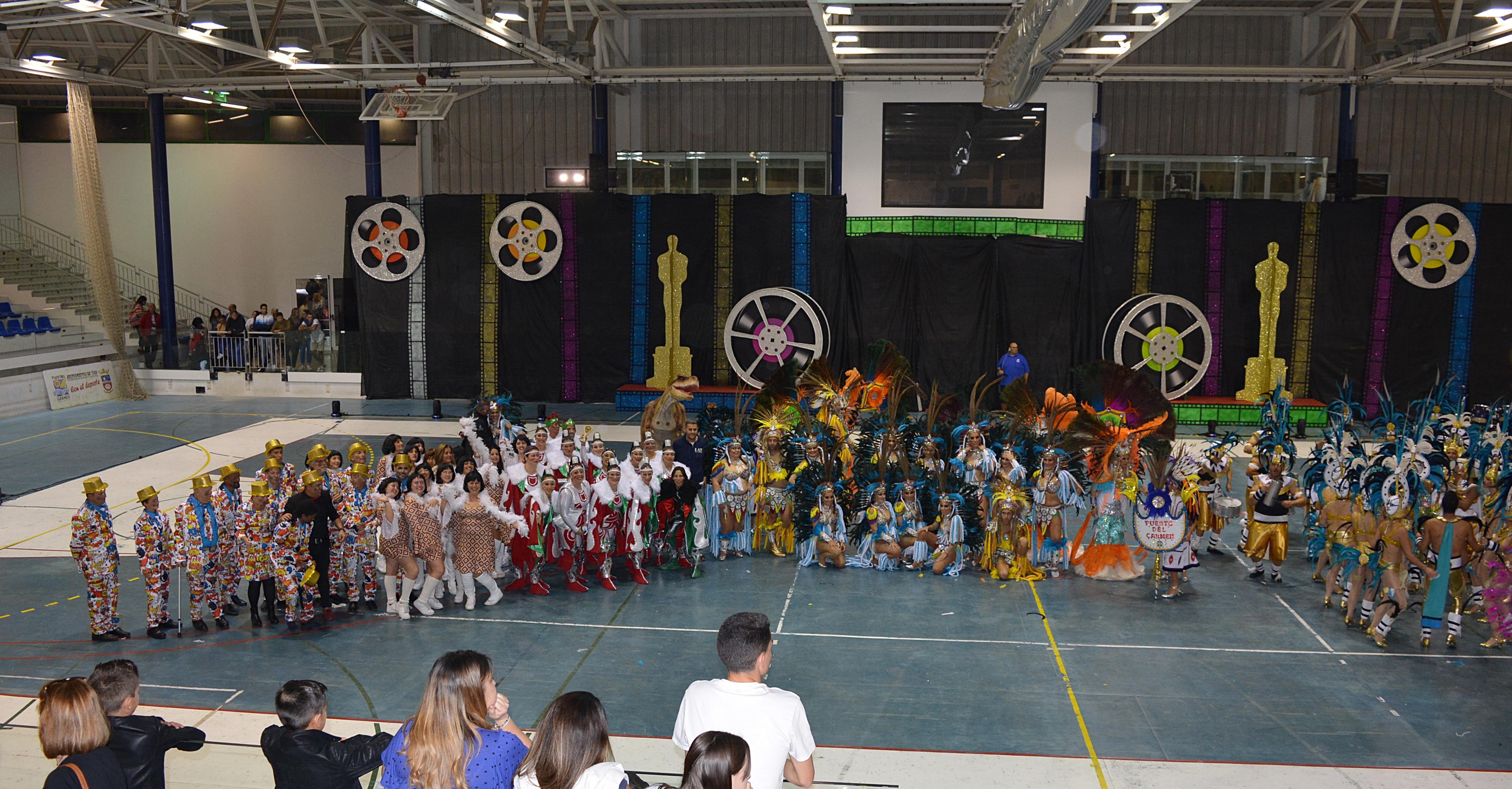 El Carnaval de Tías se pone en marcha