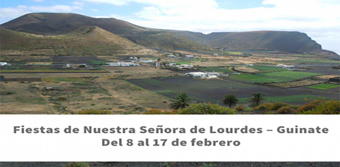 Haría celebra desde este viernes las fiestas de Nuestra Señora de Lourdes en Guinate