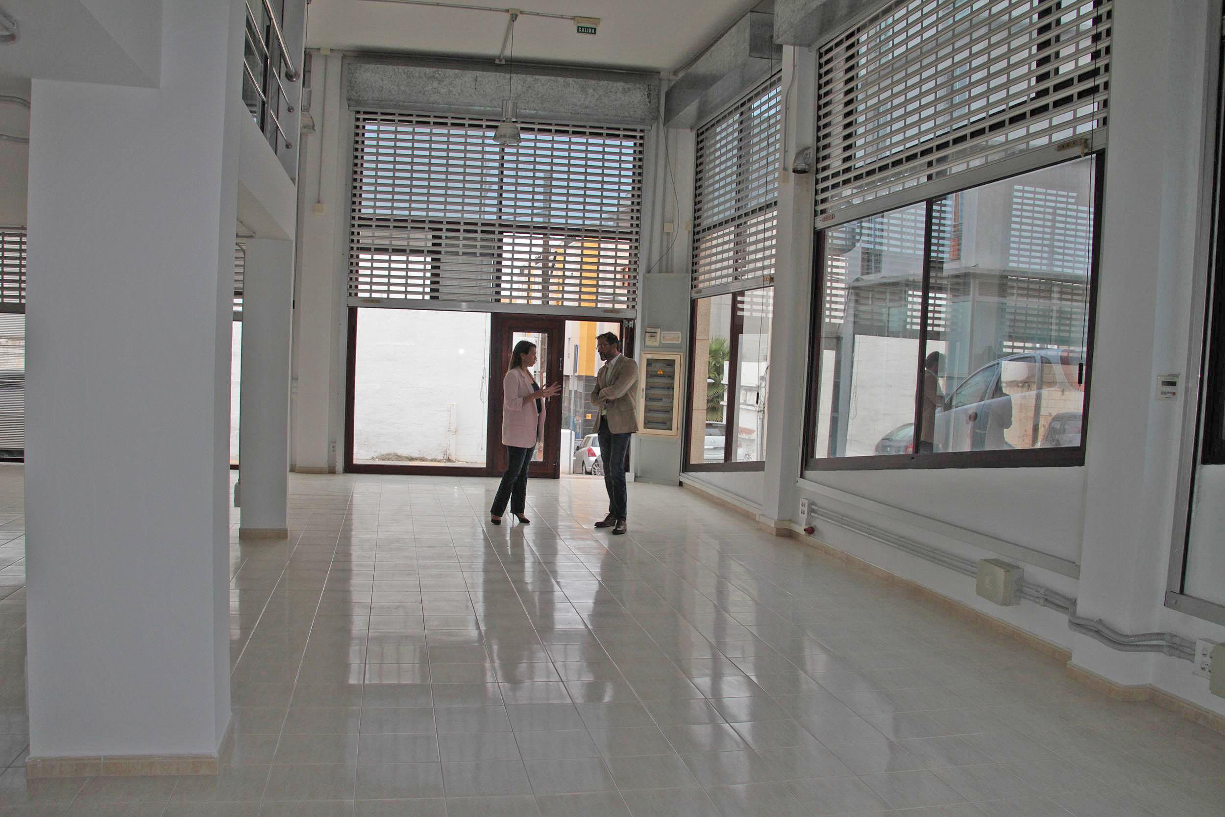 El Cabildo de Lanzarote ya cuenta con un local para la prestación de los servicios de atención y punto de encuentro familiar