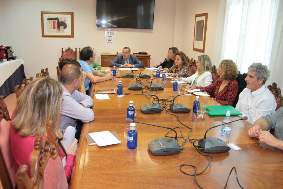 El Cabildo aborda con bodegueros y queseros distintas acciones Saborea Lanzarote para el presente año