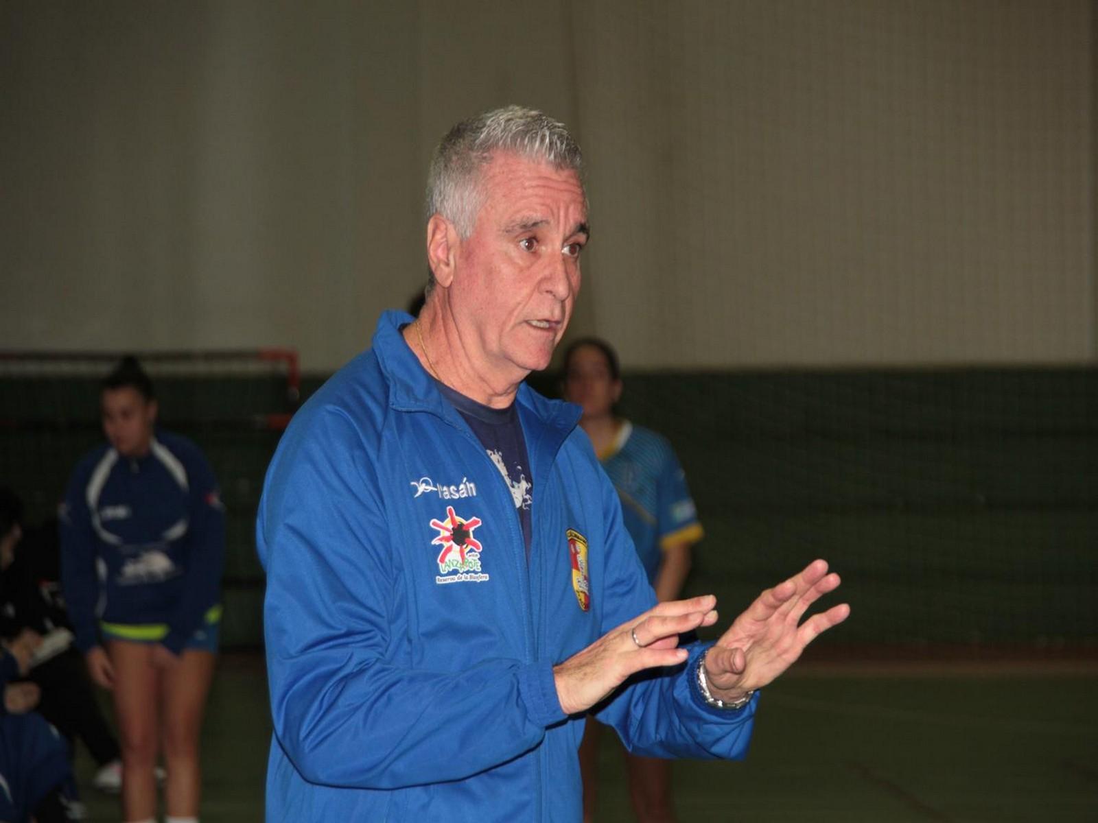 El entrenador Jesús Casanova y el CB Zonzamas separan sus caminos