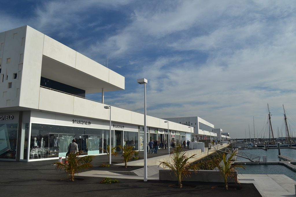 El Cabildo de Lanzarote aplaude el anuncio de licitación para la ejecución de la rotonda de acceso al muelle deportivo Marina Lanzarote en Arrecife