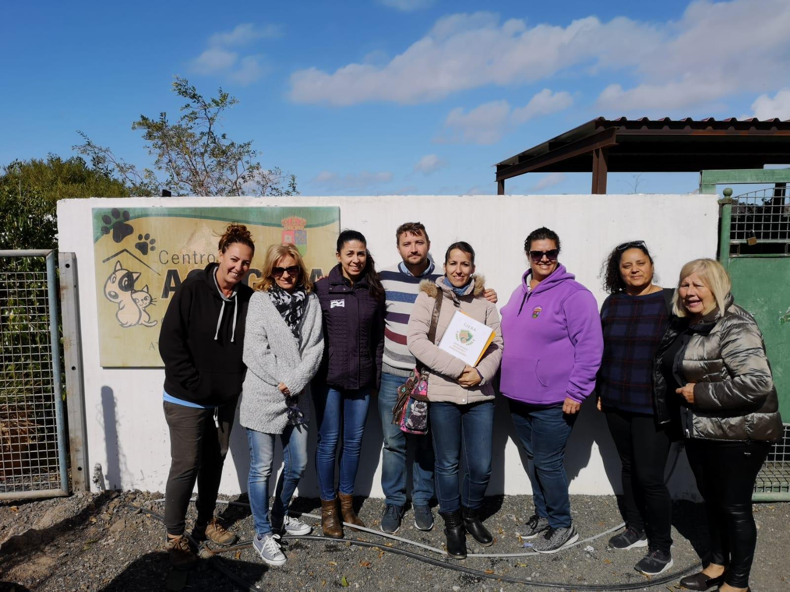 El proyecto ciudadano CIEBA en Lanzarote continúa avanzando con pasos firmes