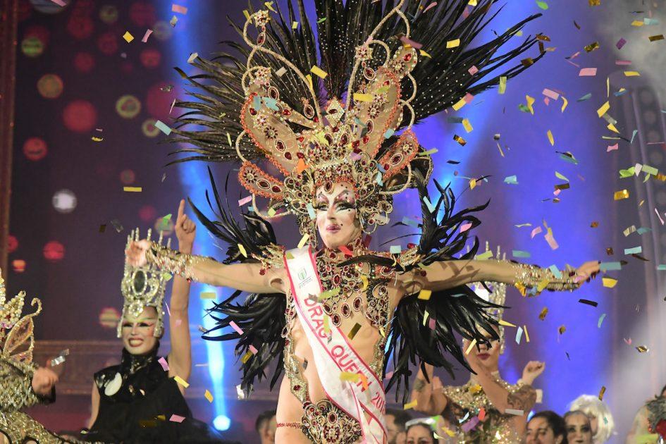 La Gala de Elección de Drag Queen contará con cinco concursantes y dos drag invitadas