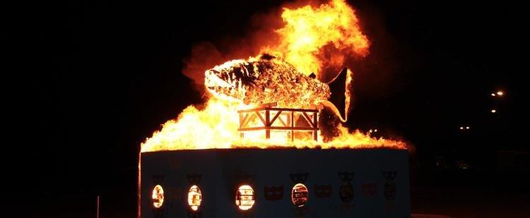 Arrecife celebra hoy la quema y Entierro de la Sardina