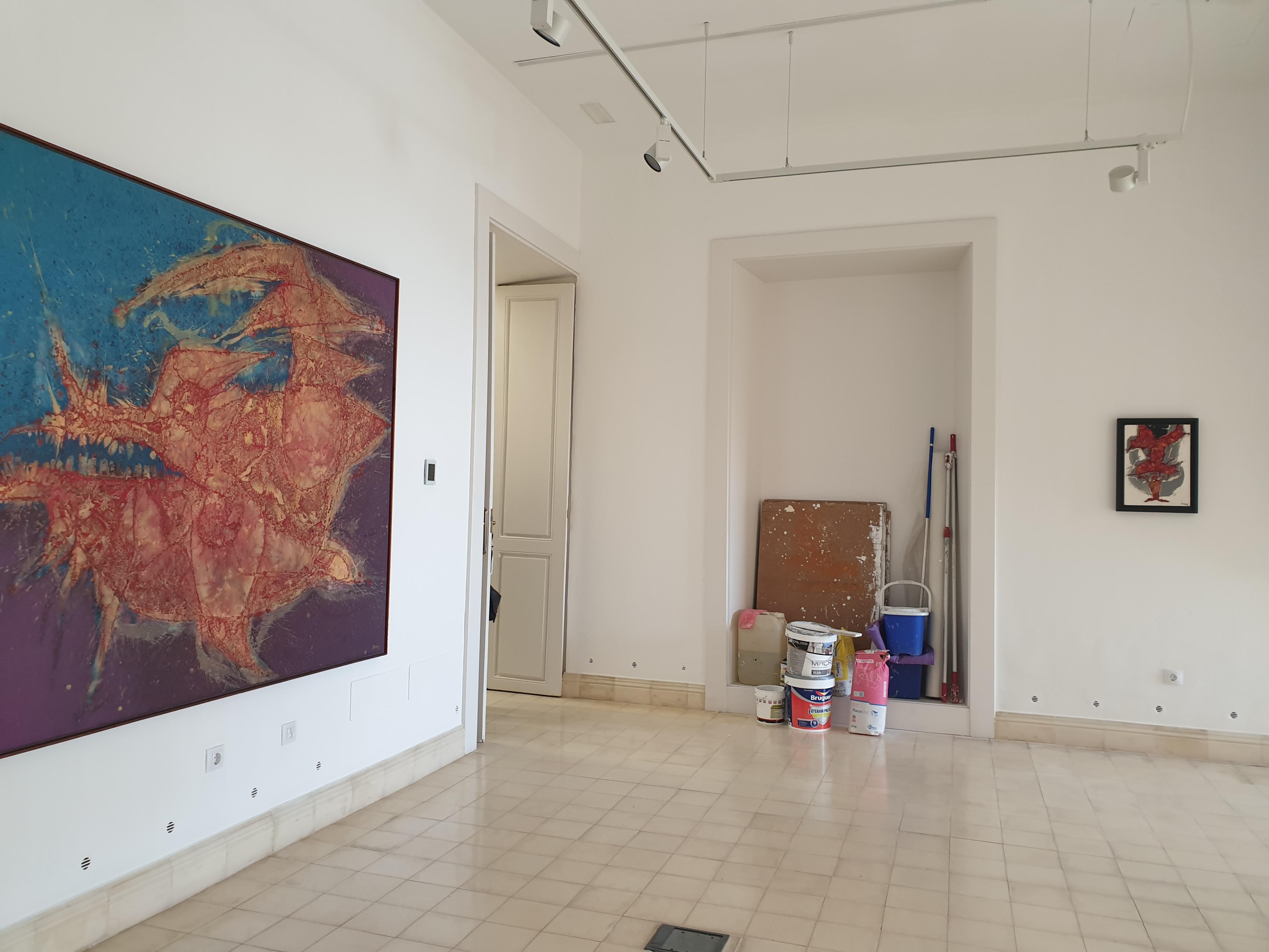 """La Casa de la Cultura """"Agustín de la Hoz"""" cierra por obras de mantenimiento"""