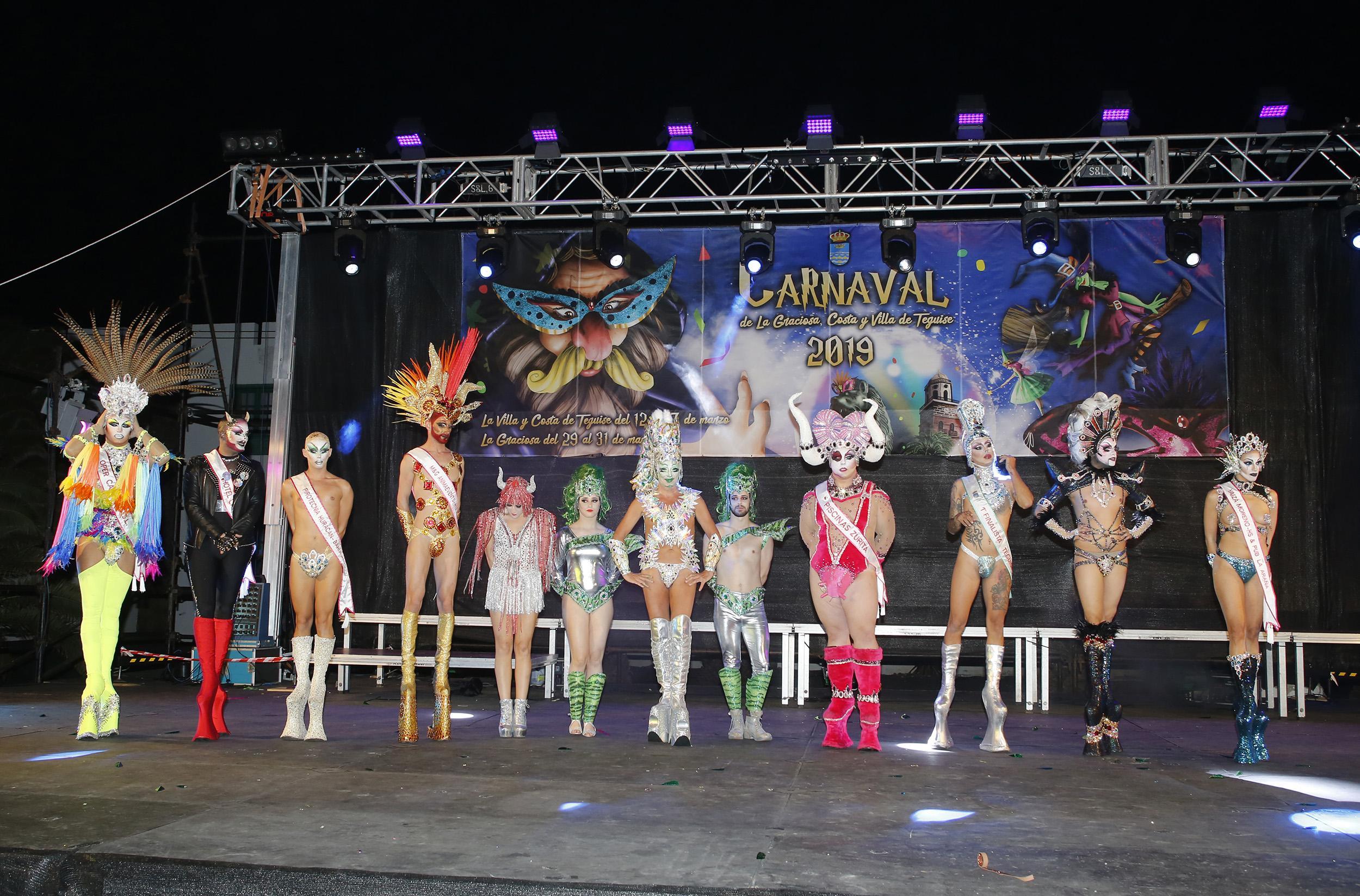 La Villa acogerá esta noche expresiones del Carnaval rural de diversas comunidades canarias y peninsulares