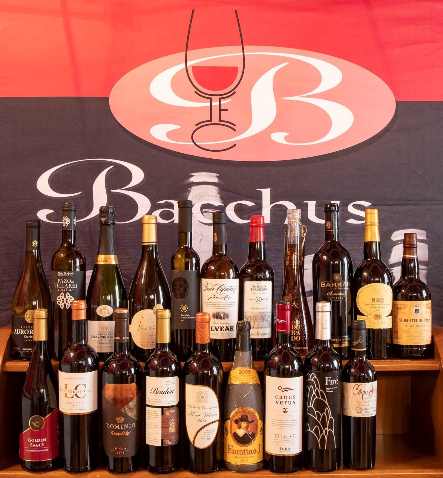 Un total de 23 vinos canarios obtienen premios en el XVII Concurso Internacional de Vinos, que otorga la Unión Española de Catadores