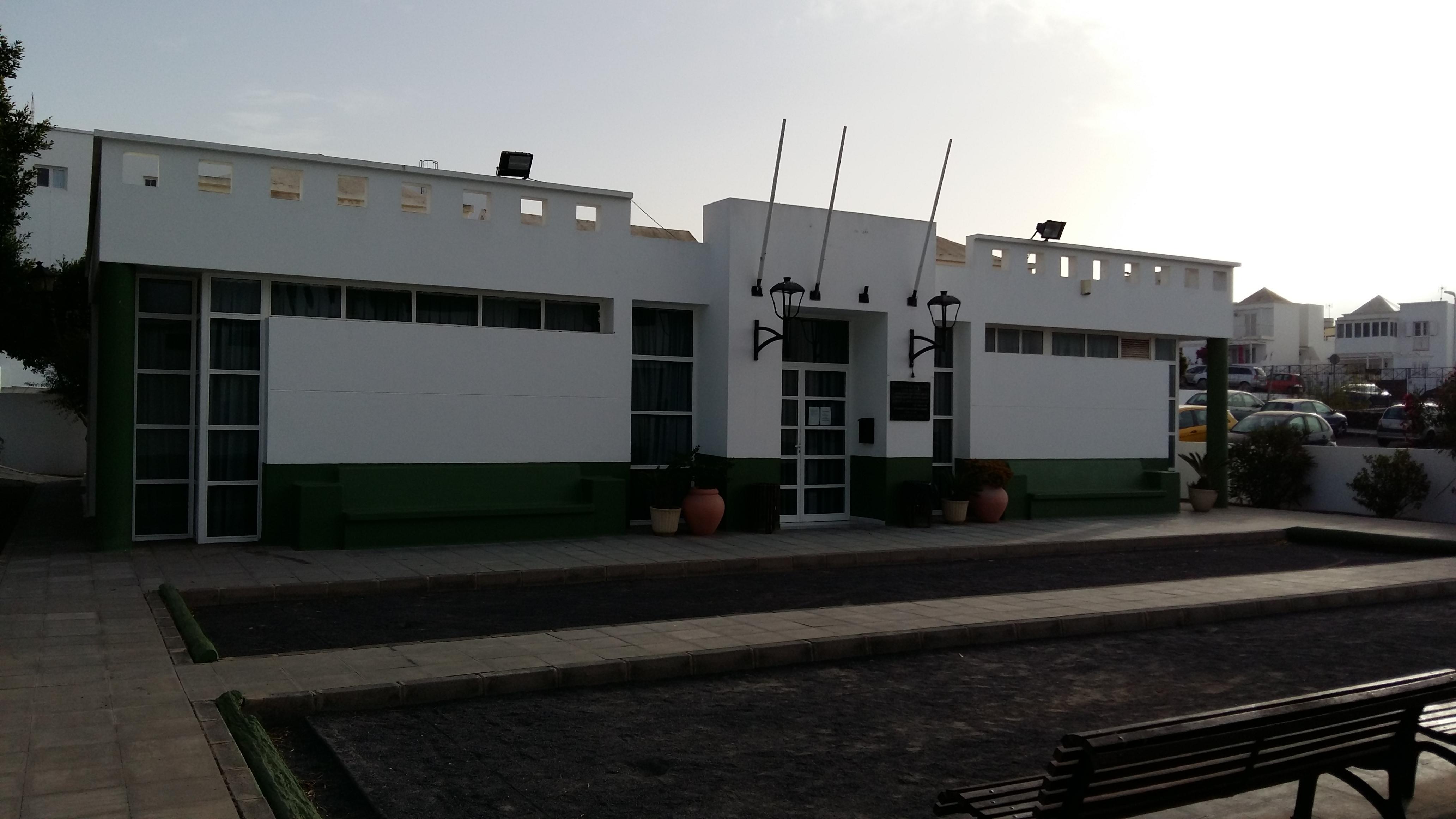 """Comenzaron las obras de """"Ampliación y adecuación del Centro de Día Municipal para Mayores de San Bartolomé"""""""