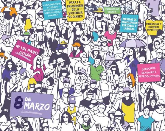El Cabildo de Lanzarote se une a la celebración del Día Internacional de la Mujer