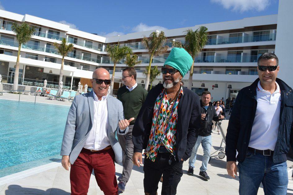Carlinhos Brown ofrecerá un concierto apoteósico en los carnavales de Puerto del Carmen