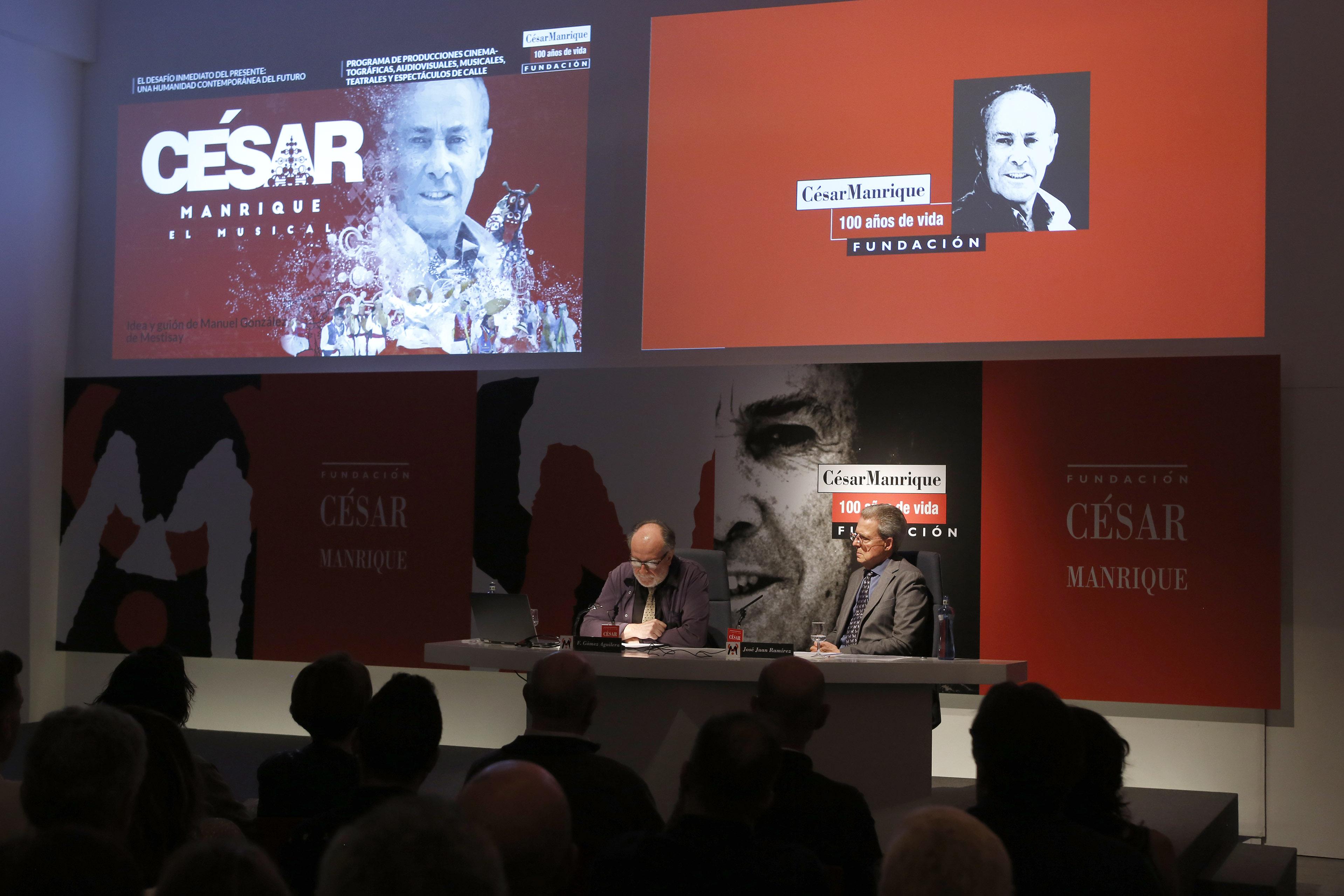César Manrique vuelve a Lanzarote