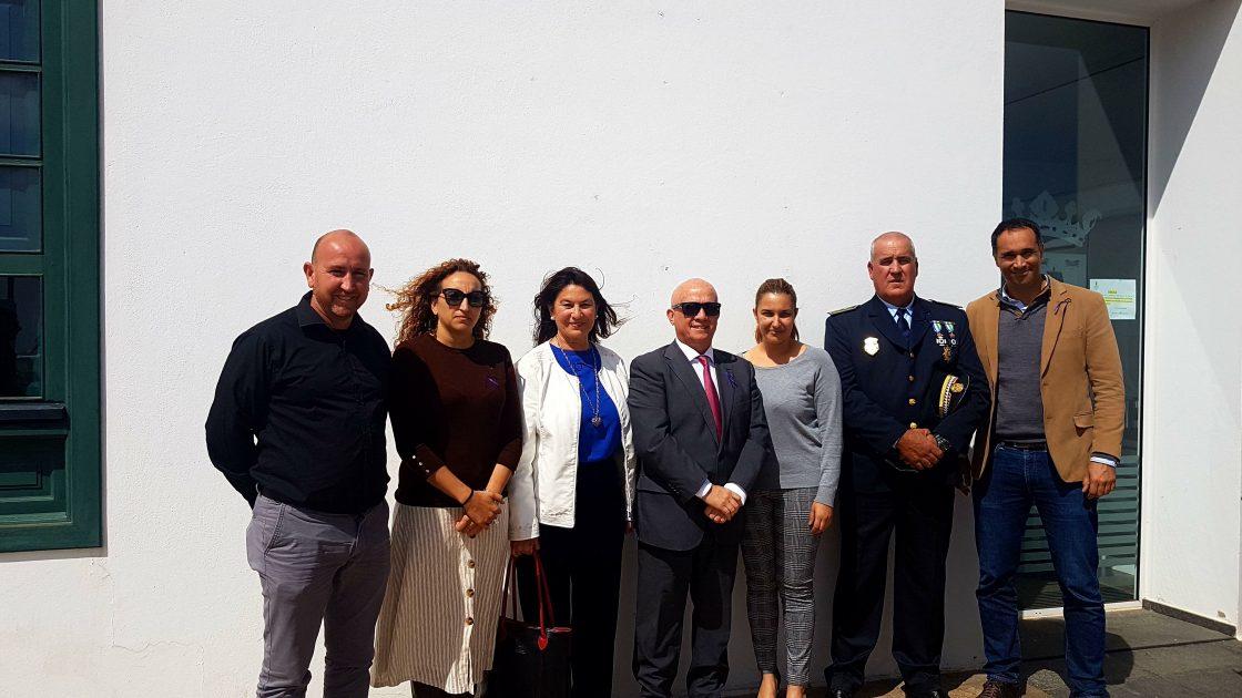 El Ayuntamiento de Tías se une a la conmoración del Día Internacional de la Mujer