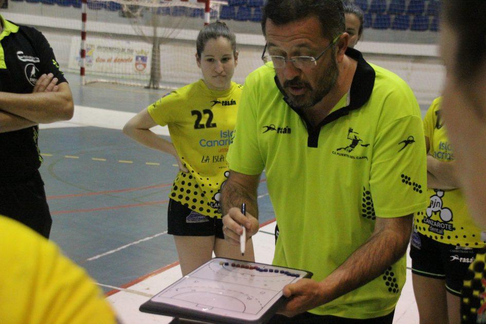 El CB Lanzarote Puerto del Carmen viaja a Pamplona en busca de la victoria y de la confianza perdida