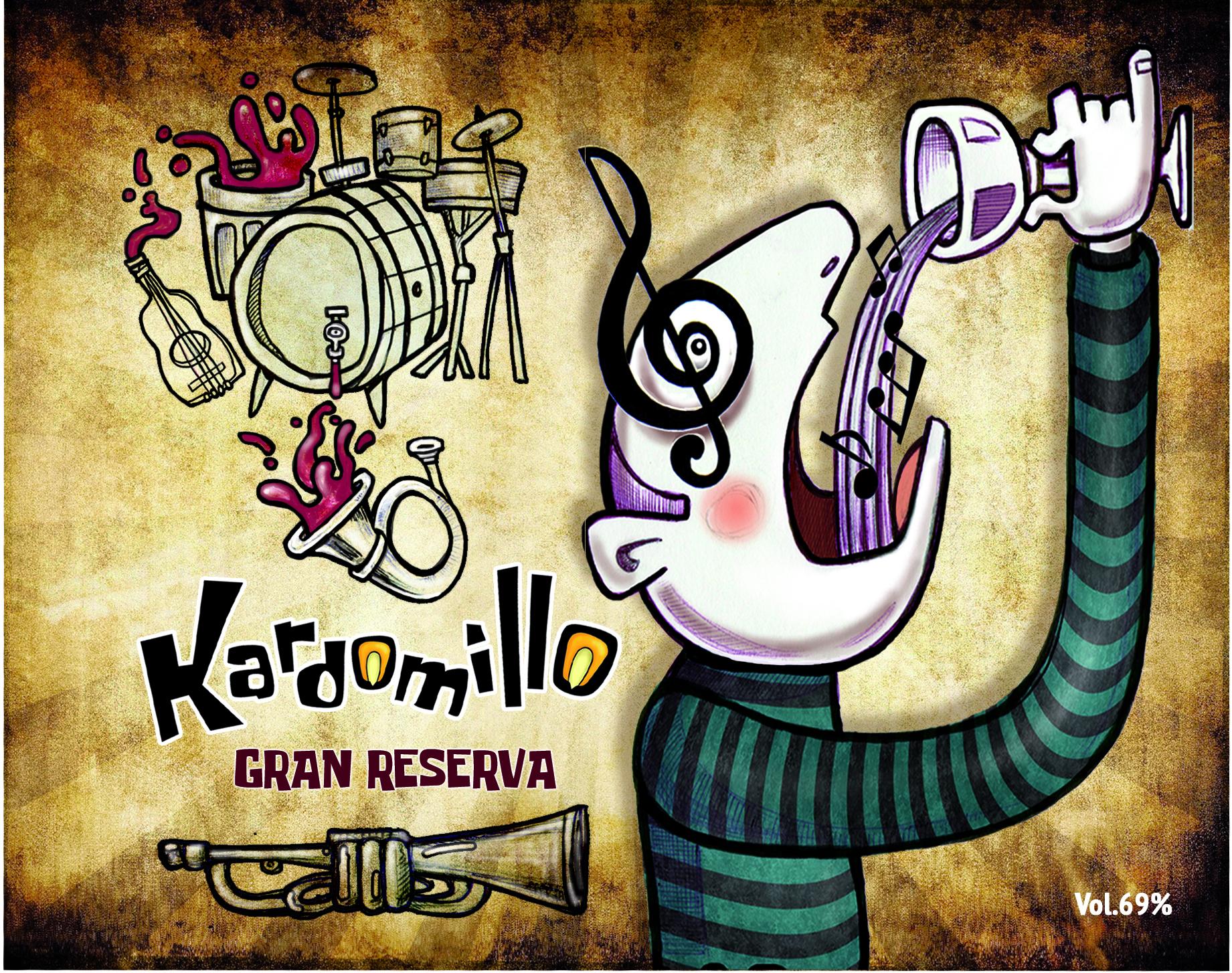 Kardomillo saca nuevo disco, Gran Reserva