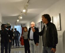 """El biógrafo de Manrique, Fernando Castro Borrego, asegura que los centros turísticos son la obra cumbre del artista, """"el paisaje construido"""""""
