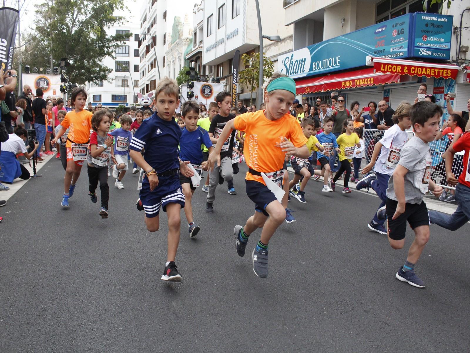 """Dacia Disco Night Urban Race """"Ciudad de Arrecife"""" una prueba para toda la familia"""