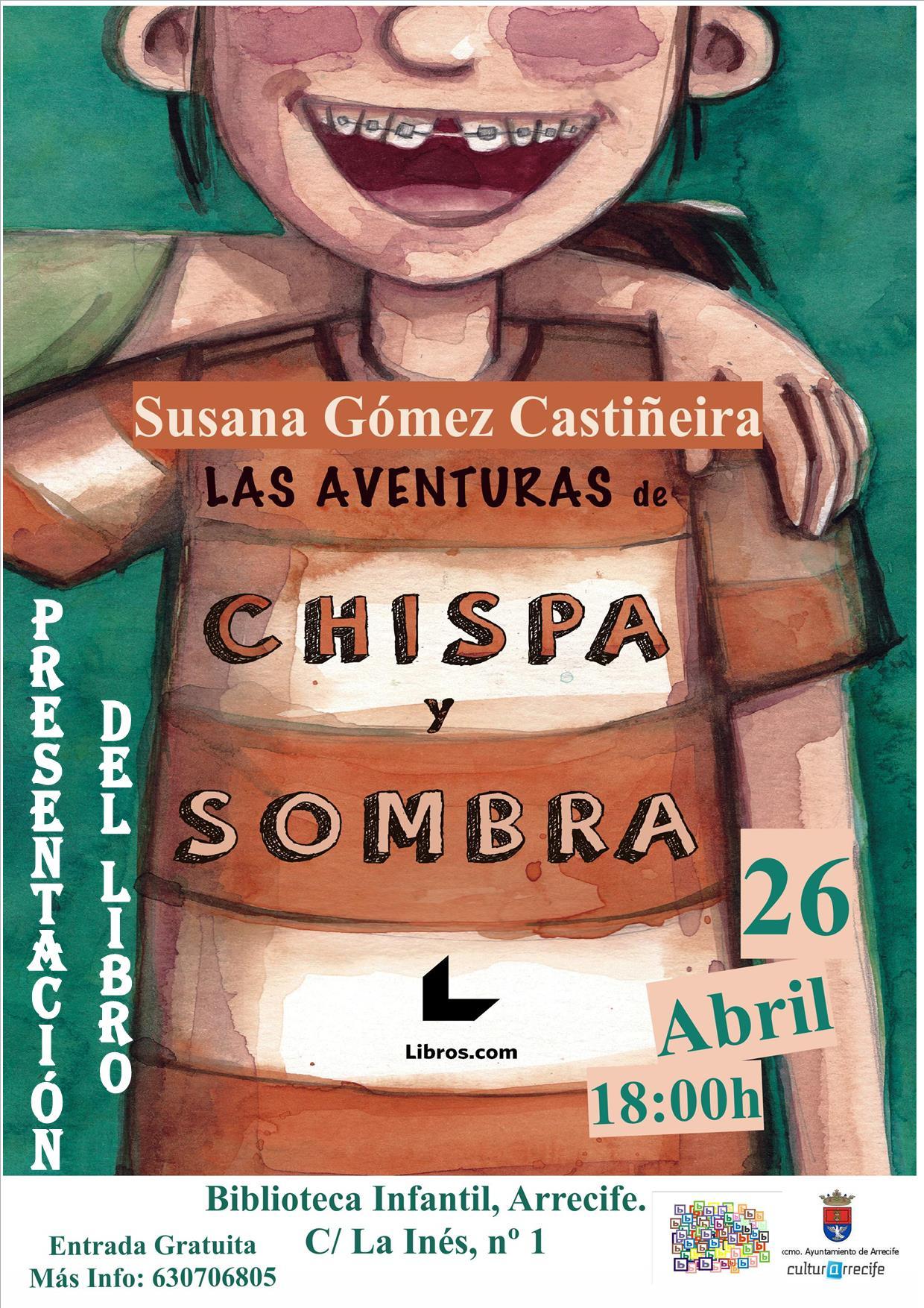 Las aventuras de Chispa y Sombra