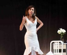 'Elisa Matilla' llenó el Teatro de San Bartolomé con la gran interpretación de 'Gibraltareña'