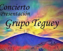 Concierto de presentación del Grupo Teguey el martes 30 de abril a las 21.00 horas en el Teatro de San Bartolomé