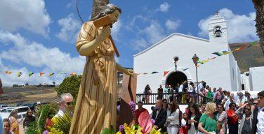 Pedro Reyes Hernández, pregonero de las Fiestas de La Asomada