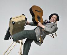 Pepe Viyuela actúa este viernes 12 de abril en el Teatro El Salinero