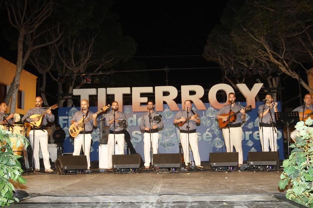 Arrancan las fiestas de Titerroy en honor a San José Obrero
